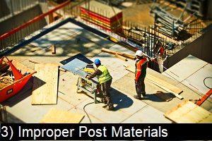 improper-post-materials